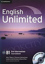 English Unlimited B1 Pre-intermediate podręcznik