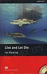 Live and Let Die Book + Audio CD