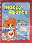 Happy Hearts Starter książka nauczyciela