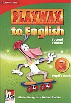 Playway to English 2 ed Level 3 podręcznik