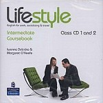 Lifestyle Intermediate Class Audio CD