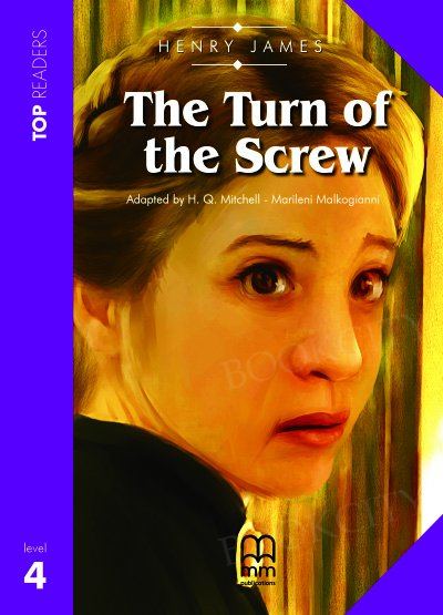 The Turn of the Screw Student's Book with CD