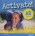 Activate! A2 Class Audio CD