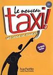 Le Nouveau Taxi 3 Podręcznik z płytą DVD