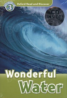 Wonderful Water Book with Audio CD Pack