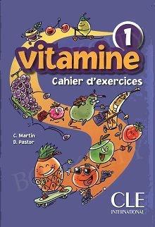Vitamine 1 A1.1 Zeszyt ćwiczeń + płyta CD audio + portfolio