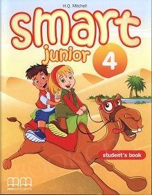 Smart Junior 4 podręcznik