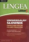 Lingea Lexicon 5 Uniwersalny Słownik francusko polski polsko francuski (Płyta CD)