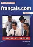 Francais. com intermediaire 2nd edition podręcznik