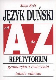 Język duński od A do Z. Repetytorium.