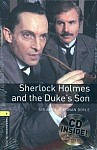 Sherlock Holmes and the Duke's Son Book and CD