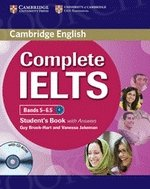 Complete IELTS Bands 5-6.5 Student's Book with Answers + CD-Rom