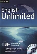 English Unlimited B1+ Intermediate Classware DVD-ROM