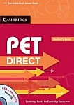 PET Direct Workbook without Answers