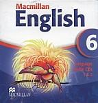Macmillan English 6 Language CD (2)