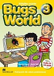 Bugs World 3 (WIELOLETNI 2016) Audio CD