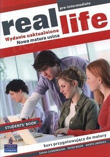Real Life Pre-Intermediate - wydanie uaktualnione podręcznik