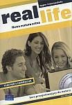 Real Life Upper-Intermediate - wydanie uaktualnione Teacher's Handbook plus Teacher's Resource CD-ROM