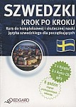 Szwedzki Krok po kroku 2 x Książka + 3 x Audio CD + MP3