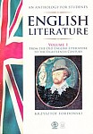 English Literature. An Anthology for Students Volume 1