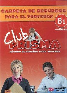 Club Prisma B1 zestaw dla nauczyciela