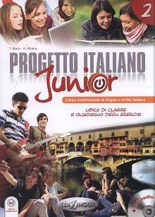 Progetto italiano junior 2 podręcznik