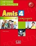 Amis et compagnie 4 podręcznik