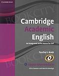 Cambridge Academic English Upper Intermediate książka nauczyciela
