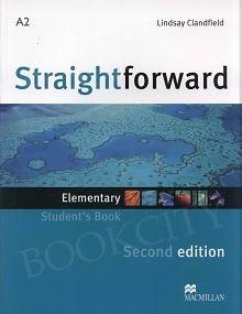 Straightforward 2nd ed. Elementary Interactive Whiteboard DVD ROM (multiple user)