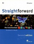 Straightforward 2nd ed. Pre-Intermediate Student's Book (bez kodu)