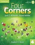 Four Corners Level 4 Student's Book with Self-study CD-ROM and Online WB Pack