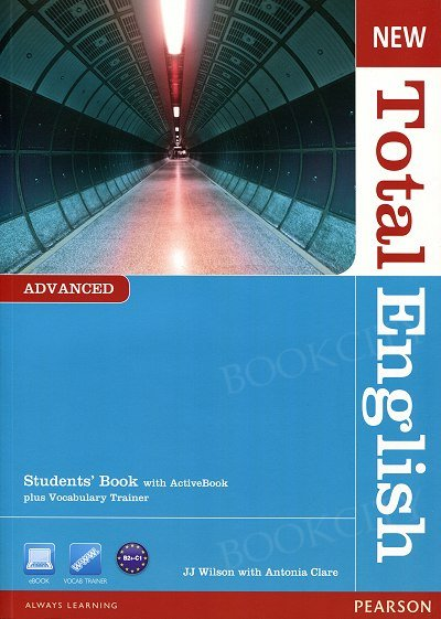 New Total English Advanced Student's Book with ActiveBook Multi-ROM (bez kodu)