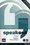 Speakout Starter A1 książka nauczyciela