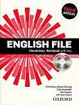 English File Elementary (3rd Edition) (2012) Workbook with key iChecker