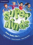 Super Minds 1 Class CDs (3)