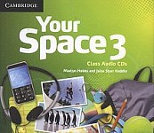 Your Space 3 Audio CDs (3)