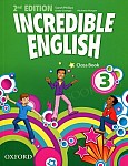 Incredible English 3 (2nd edition) Class Book