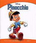 Pinocchio Poziom 3 (600 słów)