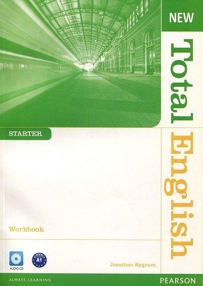 New Total English Starter Workbook plus Audio CD (no key)