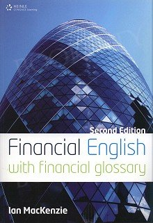 Financial English for Finance and Accounting Book with financial glossary