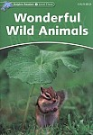Wonderful Wild Animals Book