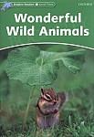 Wonderful Wild Animals Book