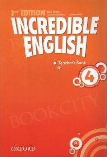 Incredible English 4 (2nd edition) książka nauczyciela