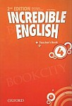 Incredible English 4 (2nd edition) książka nauczyciela