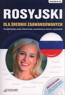 Rosyjski dla średnio zaawansowanych (Książka + CD Audio)