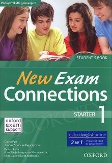 New Exam Connections 1 Student's Book with e-book (2 w 1 - podręcznik i kod do ćwiczeń online)
