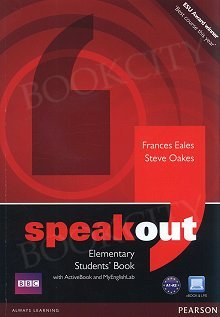 Speakout Elementary A2 Student's Book plus Active Book plus MyEnglishLab (z kodem)
