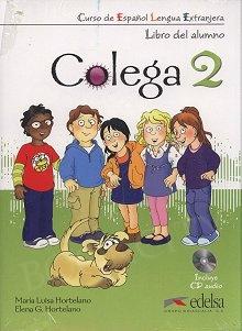 Colega 2 podręcznik