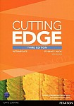 Cutting Edge 3rd Edition Intermediate Student's Book plus DVD-ROM