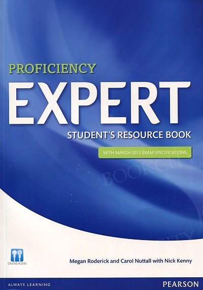Proficiency Expert Student's Resource Book with online audio